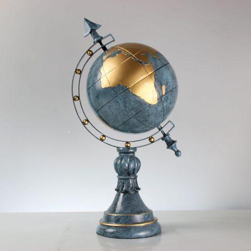 Tượng quả địa cầu mã BB59_4